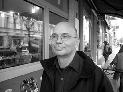 Foto Sebastian Kraus, Autor aus Berlin